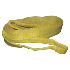 Click here to see S-Line 20-EE2-9804X12 S-Line 20-EE2-9804X12 Eye to Eye Twisted Web Lifting Sling, 4 in W x 12 ft L, 2-Ply, Loop End