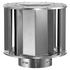 Click here to see M&G DuraVent 3GVVTH DuraVent 3GVVTH Type B Gas Vent 3-Inch High-Wind Cap