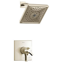 Click here to see Delta T17274-PN Delta T17274-PN Polished Nickel Monitor 17 Shower Only Trim