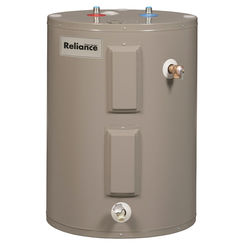 Click here to see Reliance 6 30 EORS Reliance 6 30 EORS Medium Electric Water Heater, 240 V, 30 A, 4500 W, 30 gal Tank, 21 gph Recovery