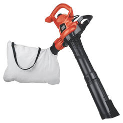 Click here to see Black & Decker BV3600 Black & Decker BV3600 Heavy Duty Blower/Vacuum/Mulcher, 180/230 mph, 12 A, Black
