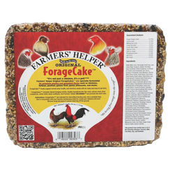 Click here to see C&S Products CS06303 C&S CS06303 Farmers Helper Original Forage Cake, 2.5 lb