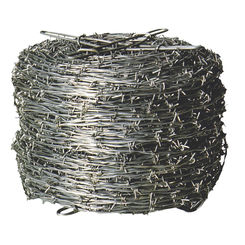 Click here to see Keystone Wire 70481 Red Brand 70481 4-Point Barbed Wire, 1320 ft L, Steel, Galvanized