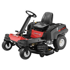 Click here to see MTD 17ARCBDW066 Troy-Bilt 17ARCBDW066 Dual Hydro EZT Lawn Mower, 54 in W, 24 hp, 725 cc OVH, Kohler V-Twin Engine