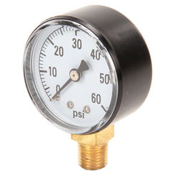 Click here to see Valley Industries CS-1124DAB100 Valley CS-1124DAB100 Pressure Gauge