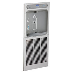 Click here to see Elkay LZWSM8K Elkay LZWSM8K ezH2O In-Wall Bottle Filling Station - 8 GPH, Filtered, Stainless