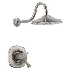 Click here to see Delta T17T292-SS Delta T17T292-SS Stainless Addison Tempassure Shower Only Trim