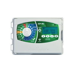 Click here to see Rainbird ESP4MEi F55100 Rain Bird ESP4MEI - Indoor 120V Irrigation Controller (LNK WiFi Compatible, F55100)