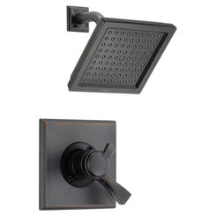 Click here to see Delta T17251-RB-WE Delta T17251-RB-WE Venetian Bronze Monitor Shower Trim Only