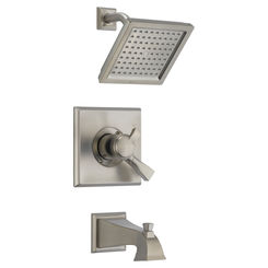 Click here to see Delta T17451-SS-WE Delta T17451-SS-WE Dryden Stainless Steel Monitor Tub/Shower Trim