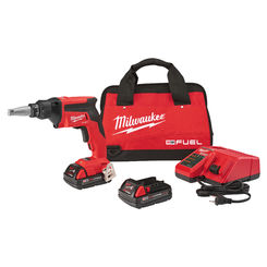 Click here to see Milwaukee 2866-22CT Milwaukee 2866-22CT M18 Drywall Screw Gun Compact Kit
