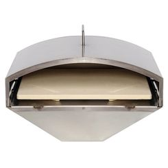Click here to see   Green Mountain Grill GMG-4023 Pizza Oven Attachment For Daniel Boone and Jim Bowie models