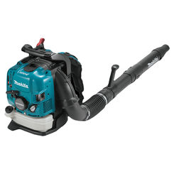 Click here to see Makita EB7650WH Makita EB7650WH 75.6 cc MM4 4-Stroke Engine Hip Throttle Backpack Blower