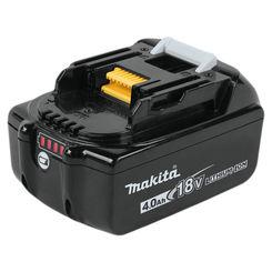 Click here to see Makita BL1840B Makita BL1840B 18V LXT Lithium-Ion 4.0Ah Battery