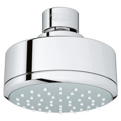 Click here to see Grohe 26366000 Grohe 26366000 New Tempesta Cosmopolitan  Showerhead in StarLight Chrome