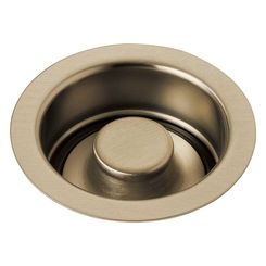 Click here to see Brizo 69070-GL BRIZO 69070-GL DISPOSAL FLANGE AND STOPPER LUXE GOLD