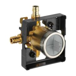 Click here to see Delta R10000-PFS-MF DELTA R10000-PFS-MF SHOWER ONLY ROUGH IN VALVE WIRSBO CONNECTION