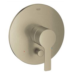 Click here to see Grohe 29168EN1 Grohe 29168EN1  Lineare Pressure Balance Trim with Diverter in Brushed Nickel