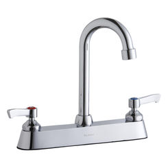 Click here to see Elkay LK810GN04L2 Elkay LK810GN04L2  Commercial Deck-Mounted Faucet