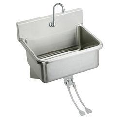 Click here to see Elkay EWS3120FC Elkay EWS3120FC Scrub-Up Stainless Steel Single Bowl Sink Package