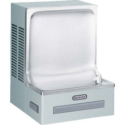 Click here to see Elkay EHFSA8L1Z Elkay EHFSA8L1Z Cooler - Wall Mount, ADA, Non-Filtered, 8 GPH, Light Gray Granite