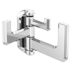 Click here to see Brizo 693597-PC Brizo 693597-PC Levoir Hinged Robe Hook - Chrome