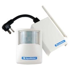 Click here to see Aquamotion AMK-MS AquaMotion AMK-MS On-Call Wireless Control Kit with Motion Sensor and Receiver