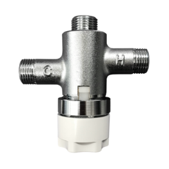 Click here to see Toto TLT20 Toto Thermostatic Mixing Valve for ECOPOWER 0.35 GPM Bathroom Sink Faucets, Chrome - TLT20