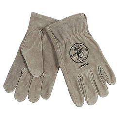 Click here to see Klein 40007 KLEIN 40007 COWHIDE DRIVER'S GLOVES - EXTRA-LARGE