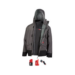 Click here to see Milwaukee 203RN-21S Milwaukee 203RN-21S M12 Heated Axis Layering System Kit, Small - HydroBreak