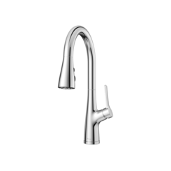 Click here to see Pfister LG529-NEC Pfister LG529-NEC Neera Pull-Down Kitchen Faucet - Polished Chrome
