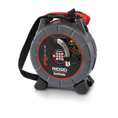 Click here to see Ridgid 35143 Ridgid 35143 MicroReel L100 Inspection Camera With Sonde