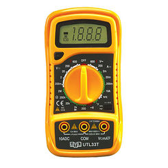 Click here to see Uei UTL33T UEI UTL33T Digital Multimeter (600V AC/DC, 10A DC) w/Temperature Probe