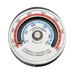 Click here to see MHSC 0000574 VERMONT CASTINGS 0000574 STOVE SURFACE THERMOMETER STOVE TOP