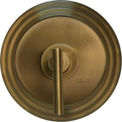 Click here to see Brasstech 275/06 Brasstech 275/06 Antique Brass Trip Lever Tub Drain And Plate