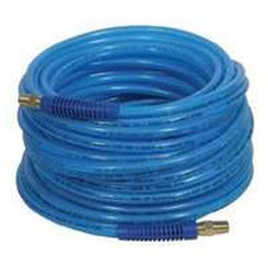 Click here to see Plews 13-50AE Plews 13-50AE Air Hose, 3/8 in x 50 ft, MNPT, 300 psi, Polyurethane