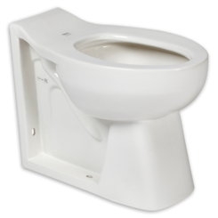 Click here to see American Standard 3342.001.020 American Standard 3342.001.020 1.6 GPF Flushometer Toilet, White