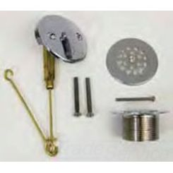 Click here to see Watco 38170-WH Watco 38170-WH White Slip Lock Trip Lever Assembly