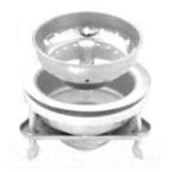 Click here to see Commodity  Stainless Steel Kitchen Sink Strainer with Wing Nuts