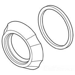 Click here to see Delta RP61826RB Delta RP61826RB Delta Flange - Spout Flange and Gasket (Venetian Bronze)