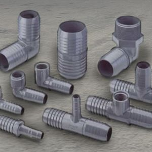 Poly Pipe Fittings Image