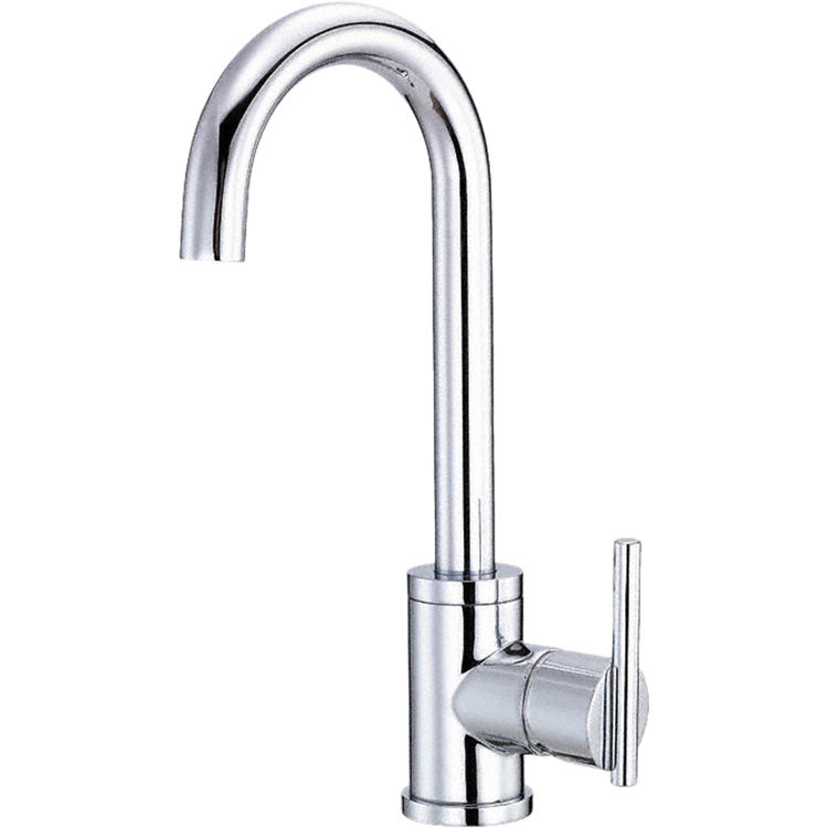 Danze D151558 Chrome Bar Faucet Side Mount Plumbersstock