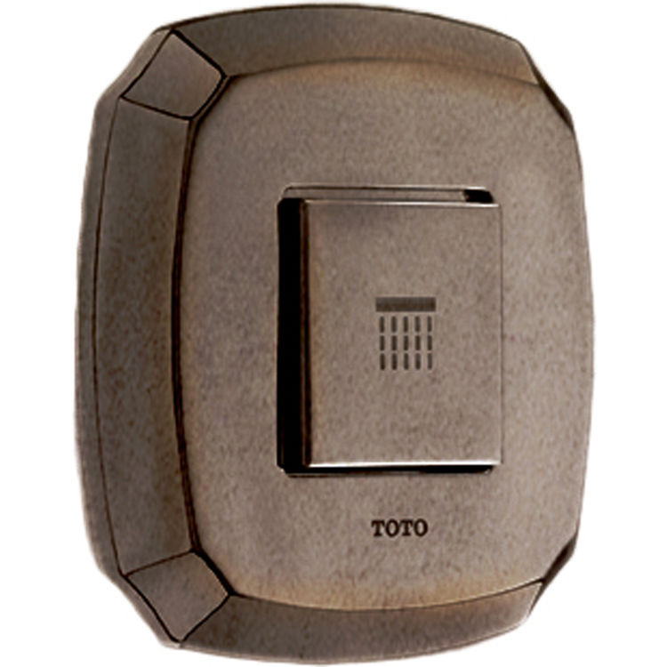 View 2 of Toto TS970C3#RB Toto TS970C3 Oil Rubbed Bronze Guinevere Push Button Valve Trim