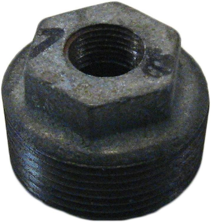 Commodity  GALB11438 Galvanized Bushing, 1-1/4