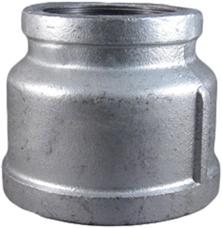 Commodity  GALBR1141 Galvanized Bell Reducer, 1-1/4