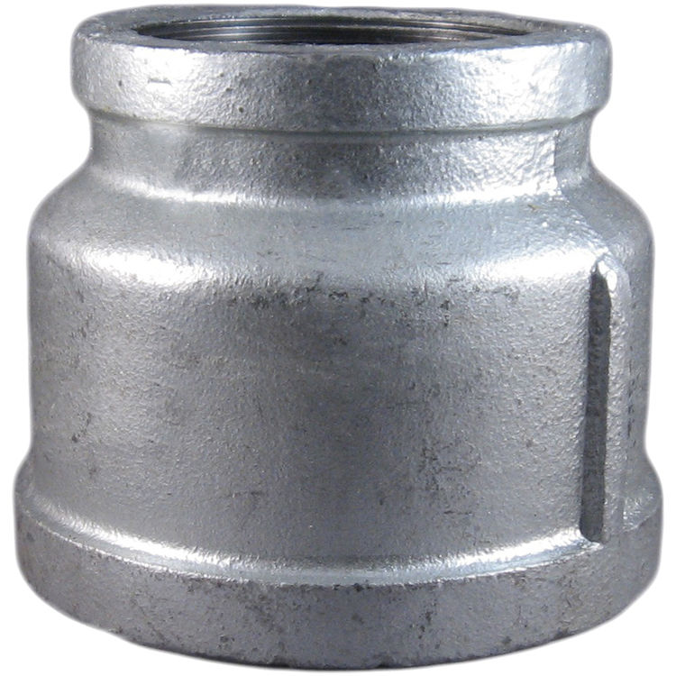 Commodity  GALBR21 Galvanized Bell Reducer, 2