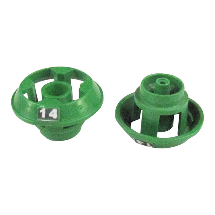 Valley  Nelson 3TN 9461-14 14/128 3000 Series Lime Sprinkler Nozzle