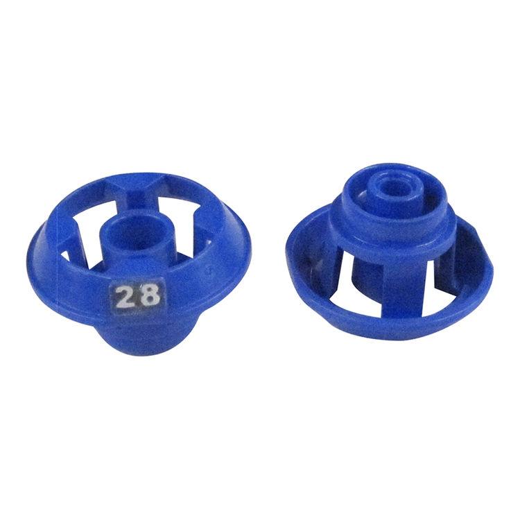 Valley  Nelson 3TN 9461-28 28/128 3000 Series Blue Sprinkler Nozzle
