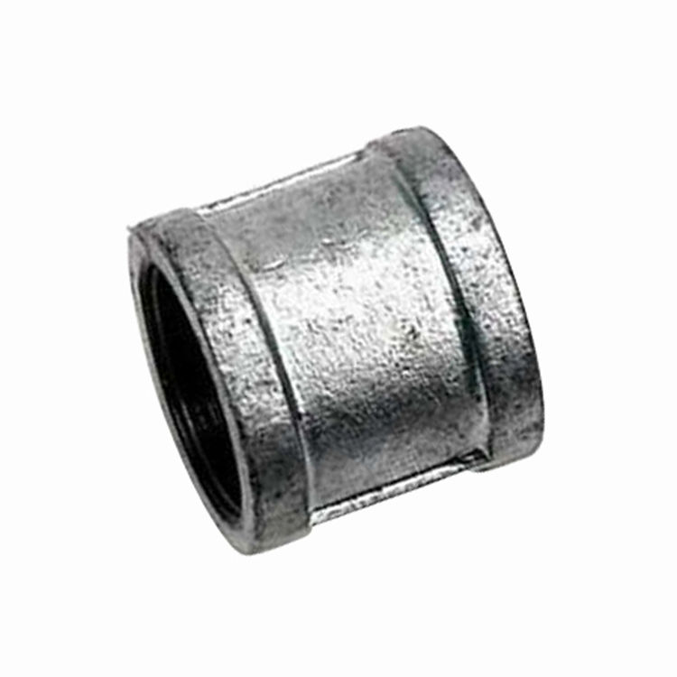 Commodity  GALCUP212 Galvanized Coupling, 2-1/2 Inch