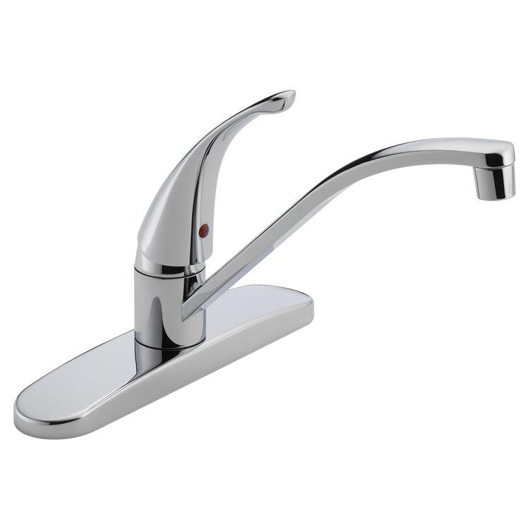 Peerless P188200LF Peerless P188200LF Single Handle Kitchen Faucet - Chrome